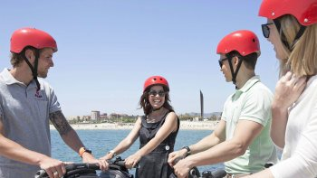 Old Town, Seaside & Parks Segway Tour