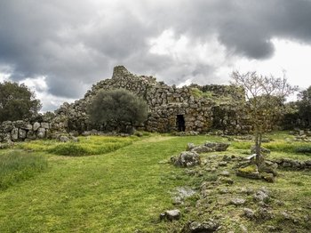 Archaeological Sites of Sardinia - Nuraghe Arrubiu Orroli