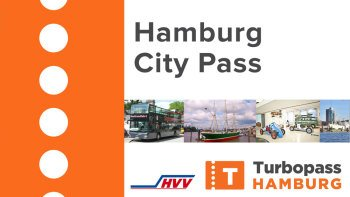 Hamburg City Pass with Free entries & Public transport
