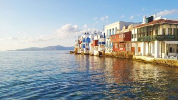 Private Mykonos Sunset & Little Venice by a Luxurious Rib Boat