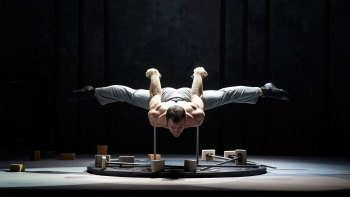 New Circus at the Chamäleon Theatre Show Tickets