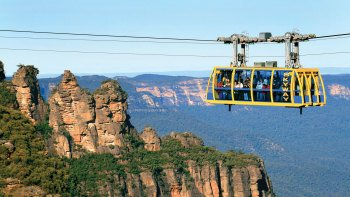 Full Day All Inclusive Small-Group Tour of Blue Mountains