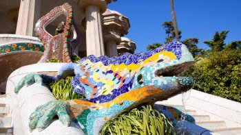 Guided Park Güell & Sagrada Família Tour with Skip-the-Line Admission