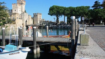 Lake Garda Tour with Boat Trip to Sirmione