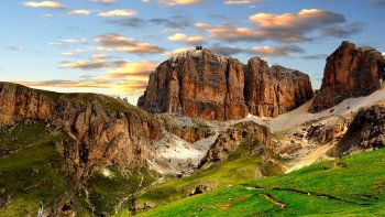 Dolomites Full-Day Trip