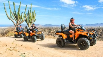 Margaritas Beach & Desert ATV & UTV Adventure