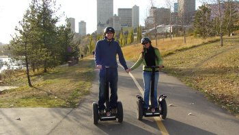 Edmonton River Valley Segway Adventure Tour