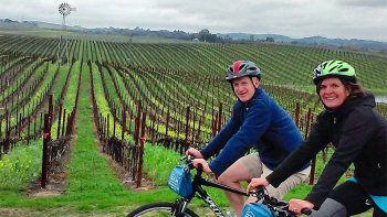 Calistoga Sip 'n' Cycle Wine Country Bike Tour
