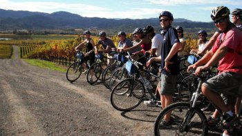 Green Valley Pedal 'n' Paddle with Wine Tastings