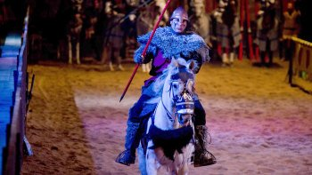 Medieval Jousting & Flamenco Show at Tordera Castle
