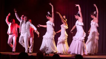 Live Flamenco Show at Gran Casino Costa Brava