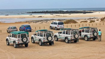 Off-Road Safari along Fuerteventura's Northern Coast