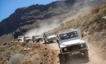 Off-Road Safari along Fuerteventura's Southern Coast