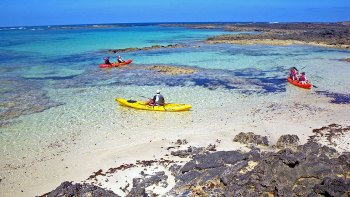 Offshore Kayak & Snorkeling Adventure