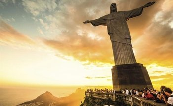 Corcovado & Christ the Redeemer Half-Day Tour