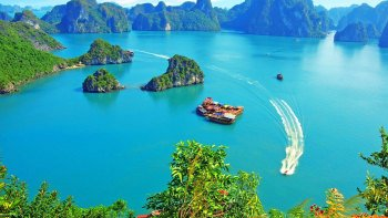 4-Day Halong Bay Tour
