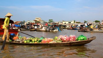 2-Day Mekong Delta Cruise with Mekong Eyes
