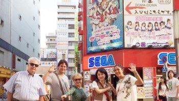 ,Tour por el Barrio Akihabara