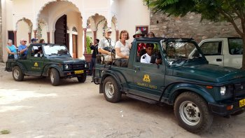Small-Group Rural Heart of Rajasthan Tour