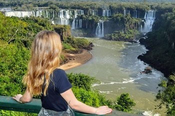 Private Tour of Iguazu Falls