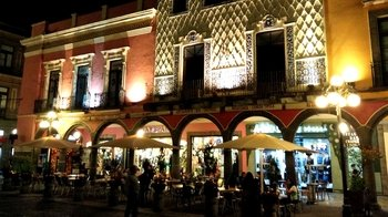 Puebla Night-life Tour