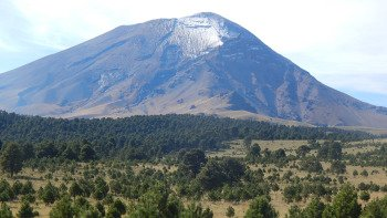 Popocatépetl & Cuexcomate Private Tour