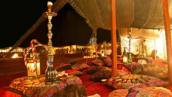 Overnight Safari Tour to the Agafay Desert & Night Under the Stars