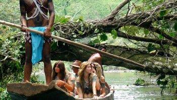 ,Excursión a Pueblo Indígena Emberá,Excursion to Embera Village