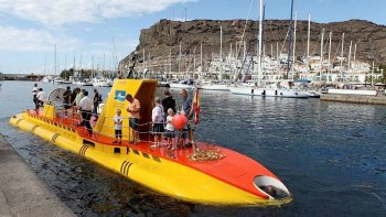 Yellow Submarine Underwater Adventure