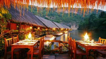 2-Day Adventure with River Kwai Jungle Rafts