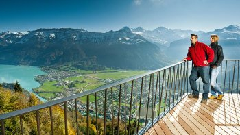 Grindelwald & Interlaken Day Trip from Lucerne