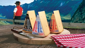 Small-Group Mountains, Cheese & Chocolate Tour