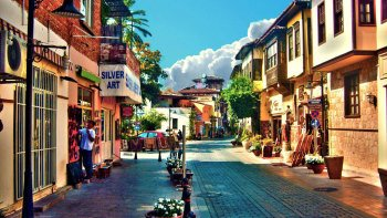 Small-Group Antalya Sightseeing & Shopping Tour