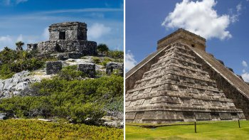 2-in-1 Combo Tour: Chichén Itzá & Tulum Express