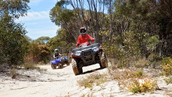 Vivonne Bay All-Terrain Quad Bike Adventure