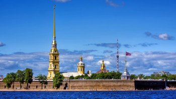 Panoramic Saint Petersburg City Tour