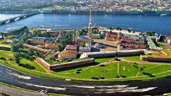 Peter & Paul Fortress Guided Tour with Fast-Track Entry