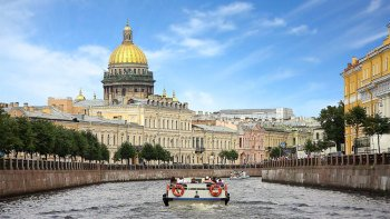 Guided Canal & River Cruise