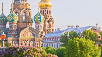 Private Tour of Church of the Savior on Spilled Blood & Transport