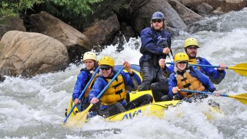 Half-Day Whitewater Rafting Adventure