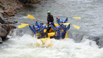 Clear Creek Gold Rush Rafting