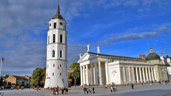 Private Historic Walking Tour of Vilnius City Centre