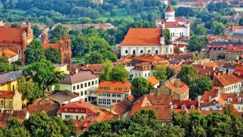 Panoramic Sightseeing Tour of Vilnius Admissions & Transport