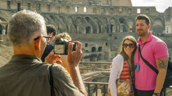 Rome In A Day Small-Group Tour