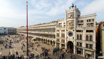Legendary Venice: St Mark's Basilica & Doge's Palace Small-Group Tour