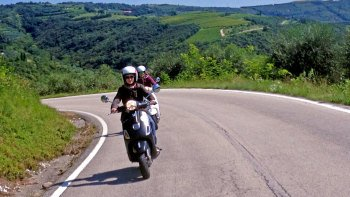 Valpolicella Winetasting Tour by Vespa