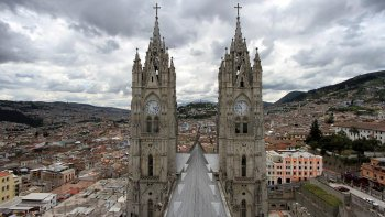 Historic Quito Tour