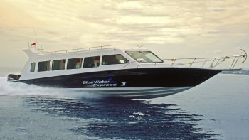 Shared Speedboat: Bali - Lombok