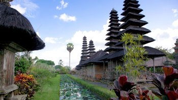 Royal Mengwi Temple, Monkey Forest & Tanah Lot Excursion