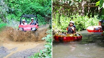 Quad or Buggy Driving Adventure & Tubing Excursion